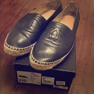 Chanel Espadrilles!